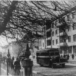 Вид на улицу Советскую Гомеля 1940 г.