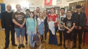Новости кафедры истории Беларуси 2017/2018