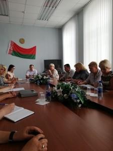 Новости кафедры истории Беларуси 2018/2019